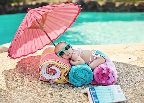 Chuyên Gia Chia Sẻ Cách Tắm Nắng Cho Trẻ Sơ Sinh An Toàn Nhất