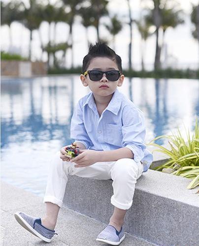 """""""Thủ Thuật"""" Lựa Chọn & Mix Quần Kaki Dài Cho Bé Trai Đẹp Nhất"""