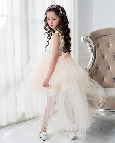 999+ Mẫu Đầm Xòe Công Chúa Cho Bé Gái Với Tông Màu Hồng Đáng Yêu, Xinh Xắn