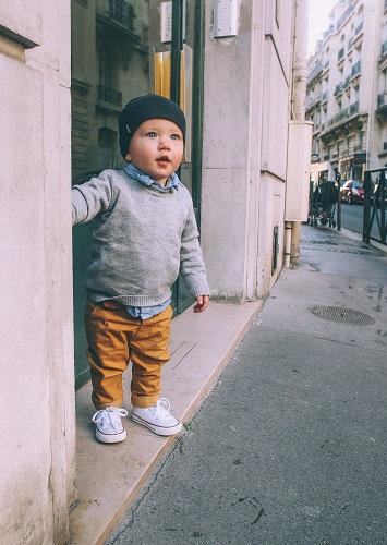 Cách Kết Hợp Vest – Quần Áo Cho Bé Trai 6 Tháng Tuổi Sang Trọng, Chất Lượng
