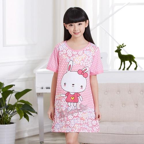 Đầm Ngủ Bé Gái Với Nhiều Kiểu Dáng Dễ Thương Yêu Chiều Giấc Ngủ Cho Bé