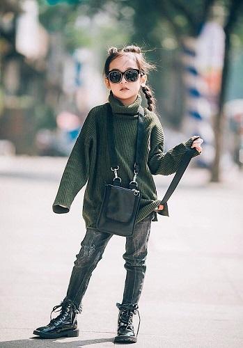 Quần Áo Bé Gái 12 Tuổi Giúp Bé Trở Thành Fashionista Nhí Xinh Xắn, Hiện Đại