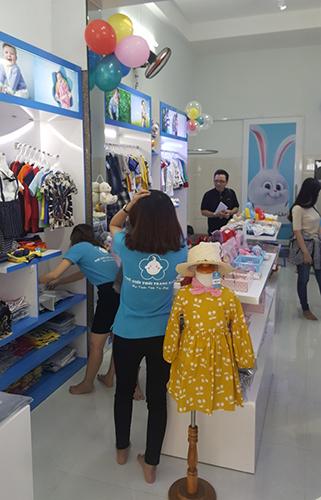 Địa Chỉ Mua Quần Áo Trẻ Em Ở Sài Gòn Được Hàng Triệu Bà Mẹ Tin Dùng
