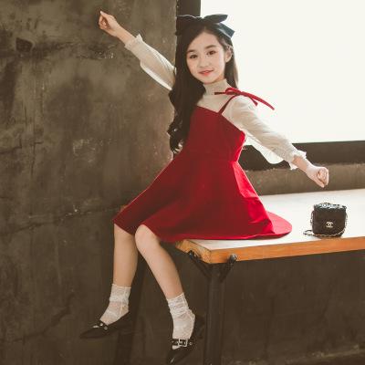 Những Mẫu Váy Đẹp Cho Bé Gái Mùa Đông Giúp Bé Thêm Nổi Bật