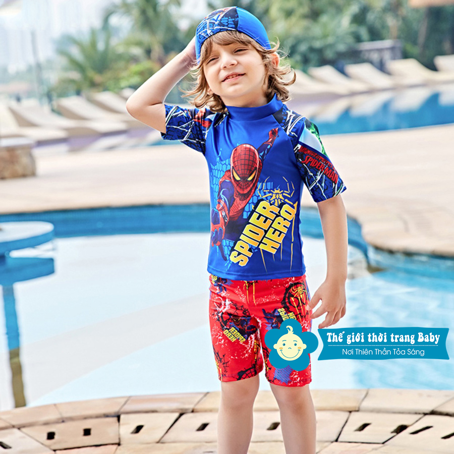 Shop Bán Đồ Bơi Cho Bé Trai Và Bé Gái Từ 1 Đến 12 Tuổi Ở TPHCM
