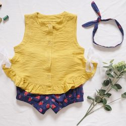 Chọn Những Chiếc Váy Voan Bé Gái Độc Đáo Nhất Chào Hè Nhẹ Nhàng