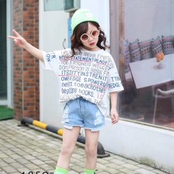 """Tác Hại Khi Mua Thời Trang Trẻ Em Hàn Quốc """"Lởm"""""""