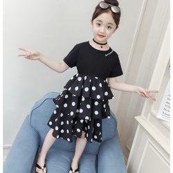 Bí Quyết Chọn Mua Váy Lanh Cho Bé Gái Thêm Xinh Xắn Mà Mẹ Nên Biết