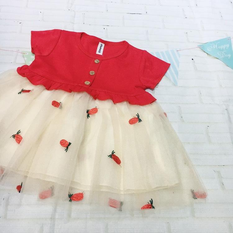 Top 3 Mẫu Đầm Cực Cool Dành Cho Bé Gái Ốm